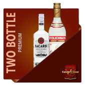 Double Premium - Cabaret East Premium Bottle Service Package